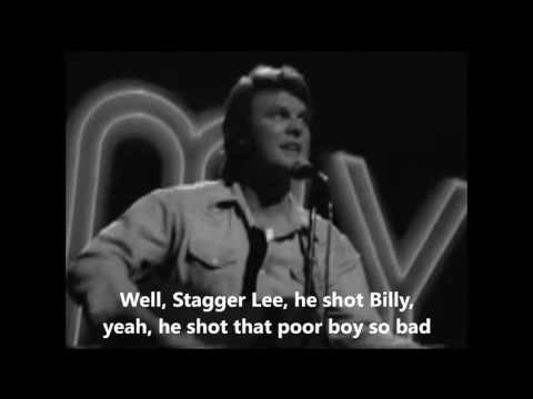Stagger Lee   TOMMY ROE