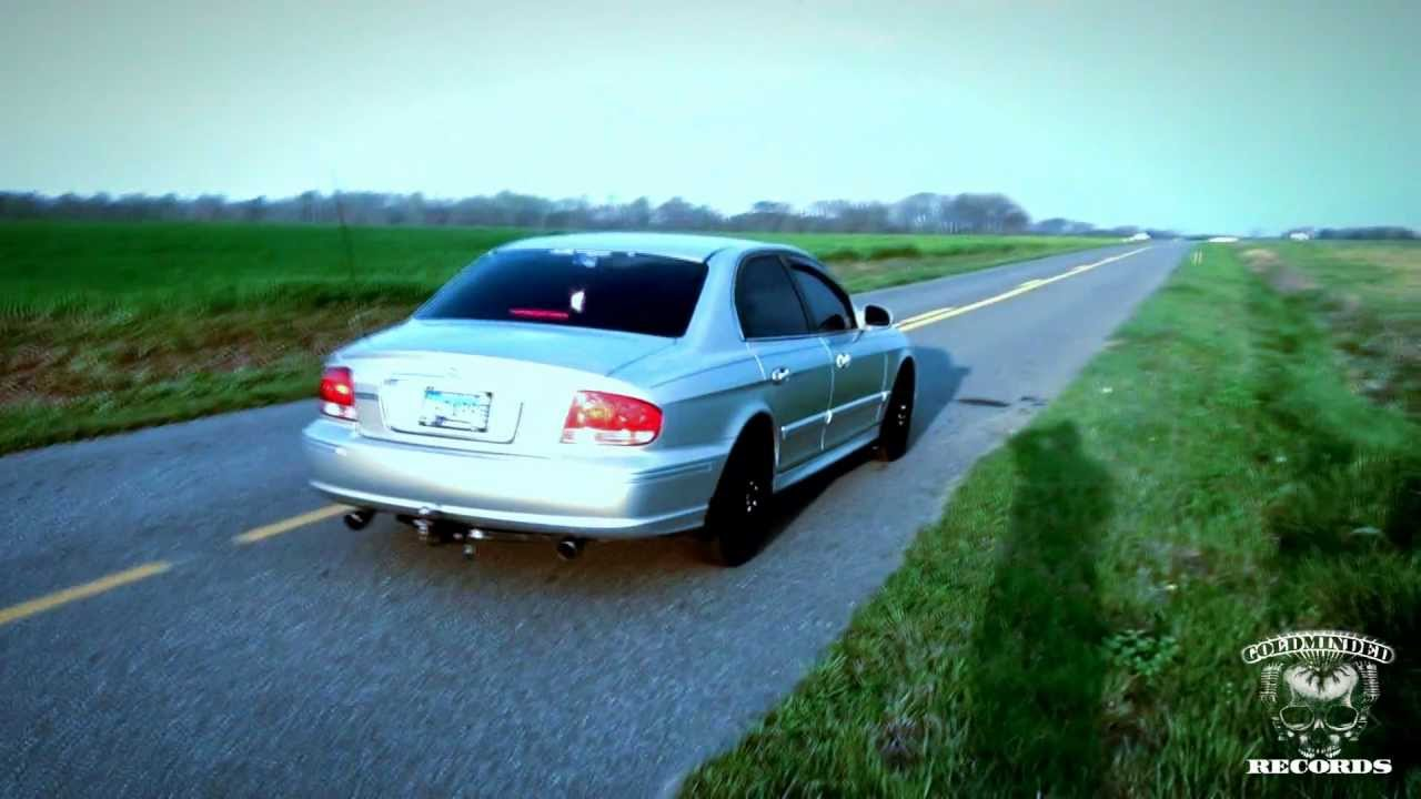 2004 Hyundai Sonata With Custom Magnaflow Catback System