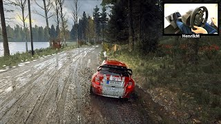 Škoda Fabia WRC | DiRT Rally 2.0