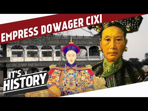 Cixi: All Power to the Empress Dowager l HISTORY OF CHINA