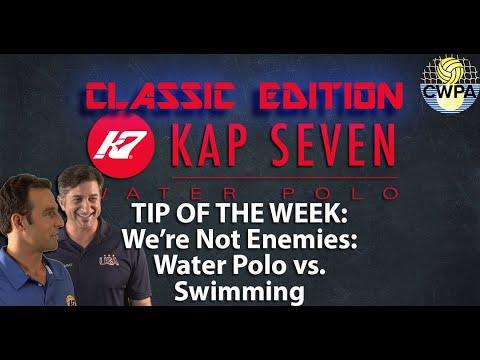 We're Not Enemies: Water Polo vs. Swimming (TIP OF THE WEEK)