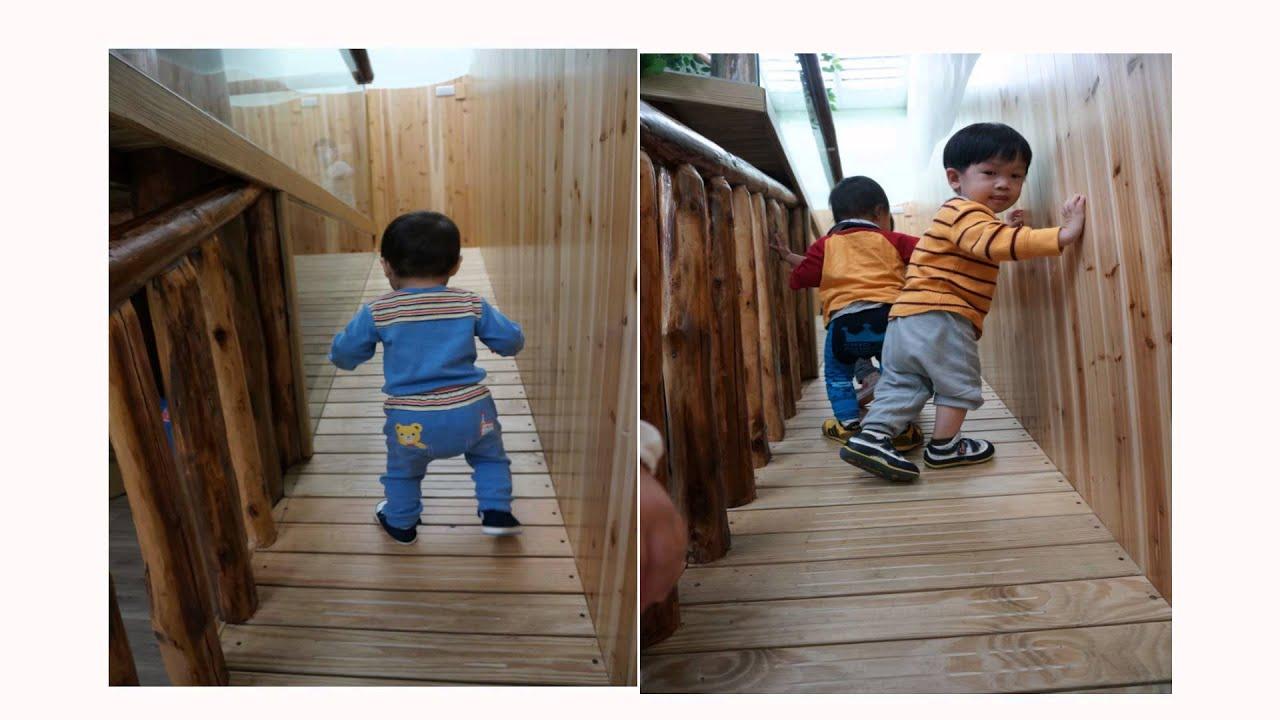 育圃小寶貝托嬰中心的誕生 - YouTube