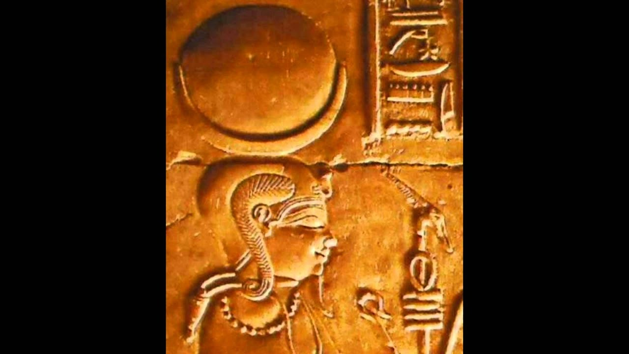 Yah the Egyptian Moon God vs  Yahweh