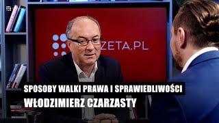 WŁODZIMIERZ CZARZASTY o kondycji opozycji - Poranek Gazeta.pl