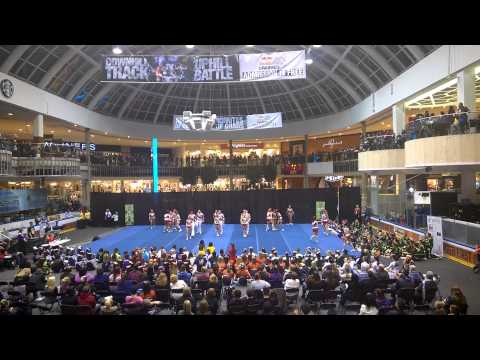 """Premier Academy """"Rage"""" at ACA Championships 2015 - 1st Place"""