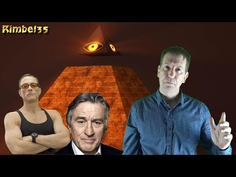 ESTOS SON LOS FAMOSOS QUE PLANTAN CARA A LA ÉLITE: Van Damme, Chuck Norris, Robert DeNiro...