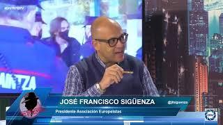 José Sigüenza: Podemos debe mantener una posición con el Gobierno, hay una lucha interesante