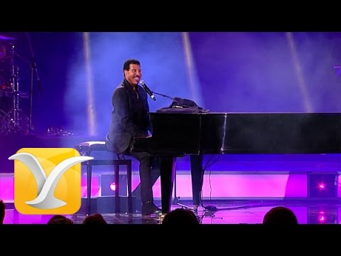 Lionel Richie, Stuck On You, Festival de Viña del Mar 2016 HD 1080p