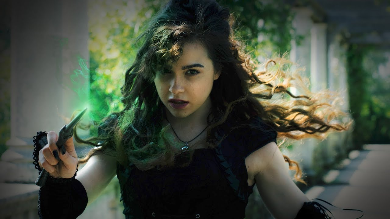 Bellatrix Black- Sisters of House Black (Harry Potter fan film)