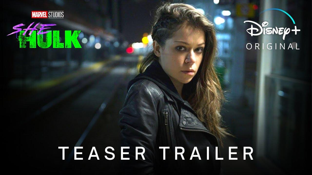Download Marvel's SHE-HULK (2022) Teaser Trailer | Disney+
