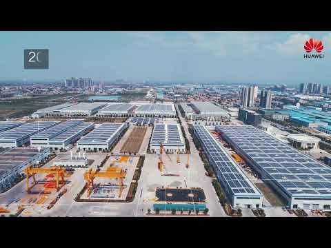 FusionSolar Smart PV Solution Global Cases-Vietnamese