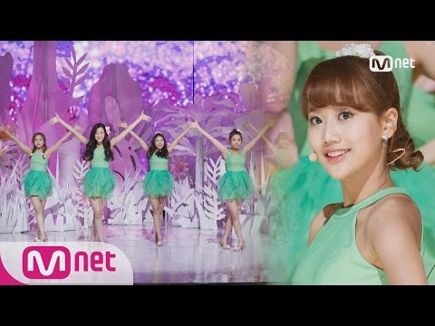 [APRIL - Tinker Bell] Comeback Stage L M COUNTDOWN 20160428 EP.471