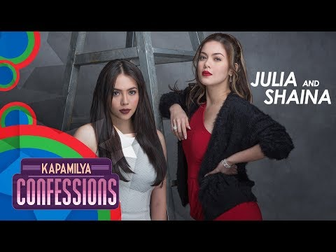 Kapamilya Confessions with Shaina Magdayao and Julia Montes | YouTube Mobile Livestream