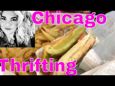 Thrift Haul Chicago Thrifting Lucky Brand J Jill Volcom Cabi Soft Surroundings