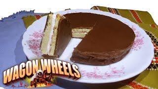 Гигантский Вагон Вилс  Wagon wheels