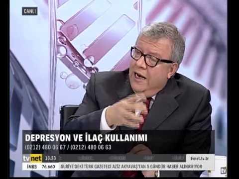 Prof. Dr. Tanju Sürmeli- Antidepresan İlaçların Zararları-17.12.2012
