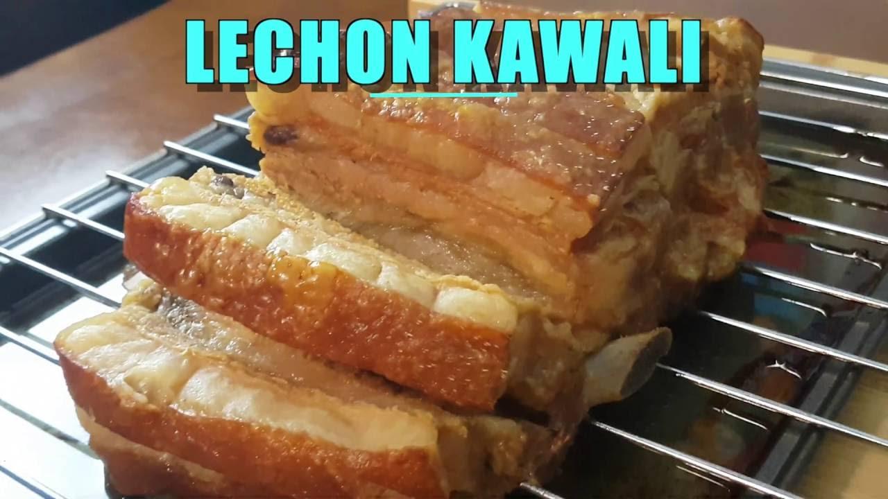 Baked Lechon Kawali Youtube