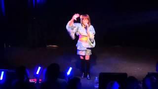 沙月美祐ちゃんが平成琴姫の2周年記念ライブで歌った時の画像です ※この...