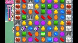 Candy Crush Level 144 - Candy Crush Saga Level 144 - No Boosters