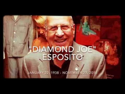 JOE ESPOSITO IN MEMORIAM   January 22, 1938  November 23, 2016     The Shadow Of Elvis