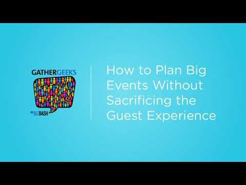 How to Plan Big Events Without Sacrificing the Guest Experience (Episode 80)