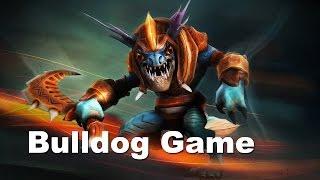 Bulldog Game With Throws Dota 2