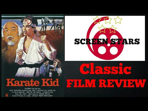 The Karate Kid (1984) Classic Film Review (John G.Avildsen Tribute)