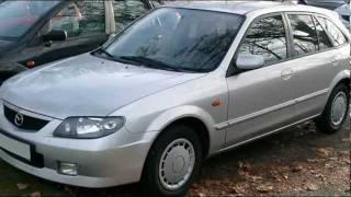 Mazda 323 History 1963-2003