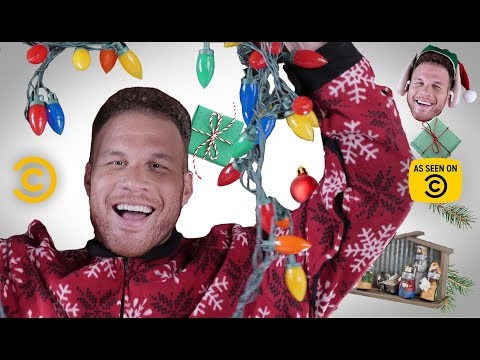 Unboxing Weird Gifts with Blake Griffin