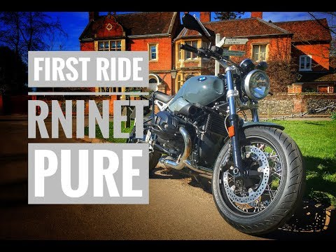 2018 BMW R nineT Pure Review