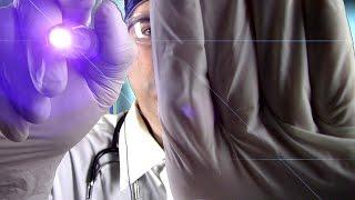Cranial Nerve Exam for Humans (ASMR Role Play)