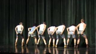 MACHO MAN DANCE