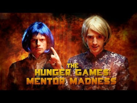 The Hunger Games: Mentor Madness