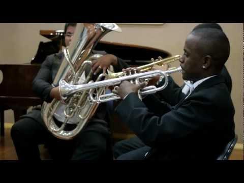 SPBrass - Quintet by Michael Kamen - Videoclipe