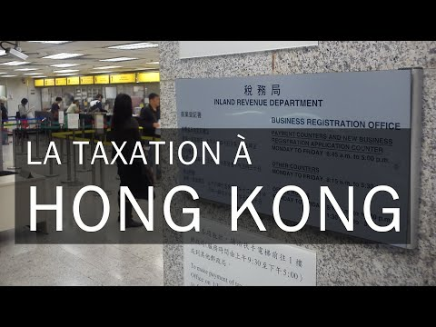 Hong Kong est-il un paradis fiscal ?