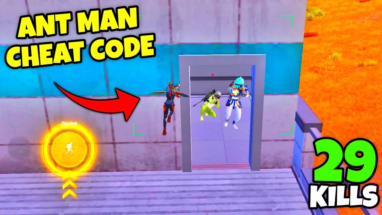 I Become Ant Man In PUBG Mobile And This Happened | Solo VS Squad