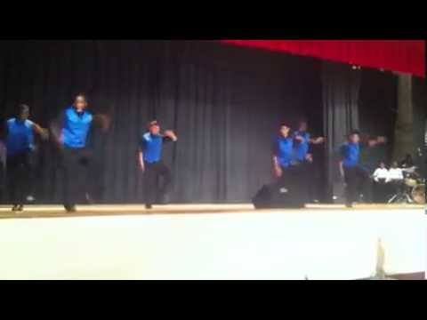 Eleanor Roosevelt High School Step Team