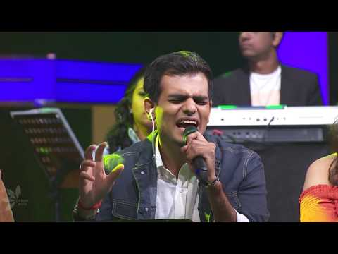 Rasaaliyae ..ராசாளியே... AYM Song - Sathya Prakash Super singer winner