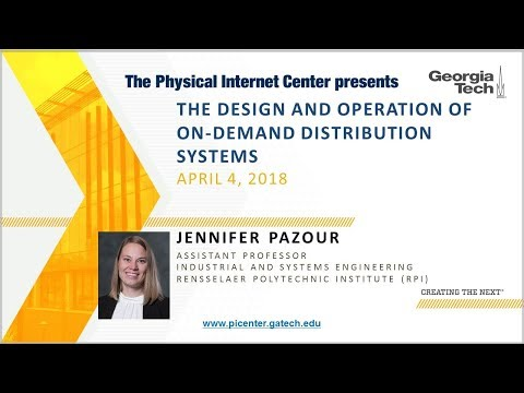 The Design and Operation of On-Demand Distribution Systems