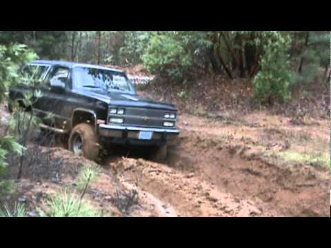 Truck Mud Tires >> Mud Tires? TIRE CHAINS!!! - YouTube