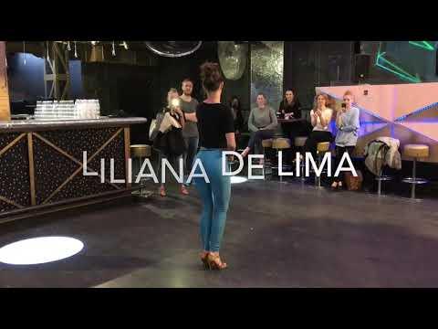 Liliana de Lima  Urbankiz Ladystyle  Berlin Kizzes 2018