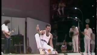 Queen  Radio Ga Ga  Live Aid 1985
