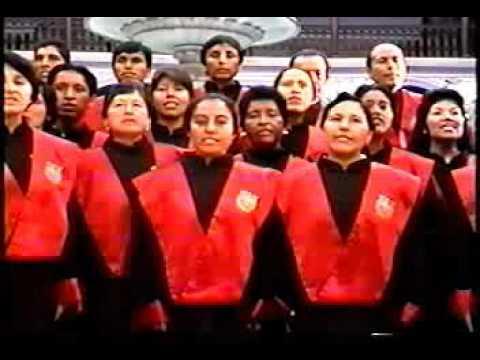 HIMNO UNIVERSIDAD NACIONAL MAYOR DE SAN MARCOS