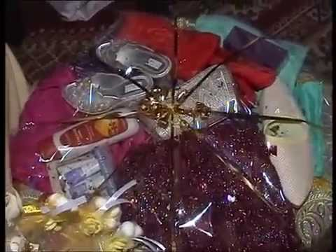 3fc105e5afca6 ماذا يقدم العريس لعروسه في المغرب...جهاز العروسة - YouTube