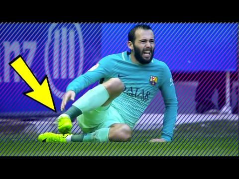 Top 10 Broken Leg & Ankle Injuries In Football History HD