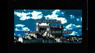 Ogre Battle - March of the Black Queen Limited Edition (World ending)