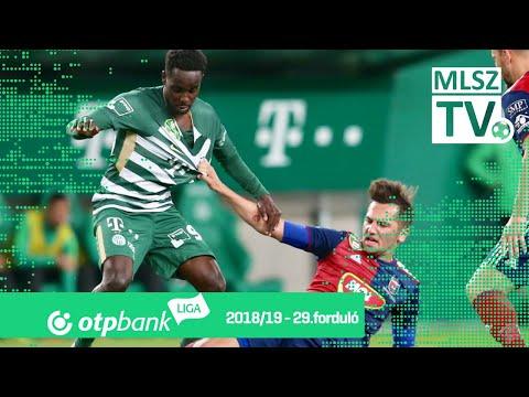 Ferencvárosi TC – MOL Vidi FC | 4-1 | (1-1) | OTP Bank Liga | 29. forduló | MLSZTV