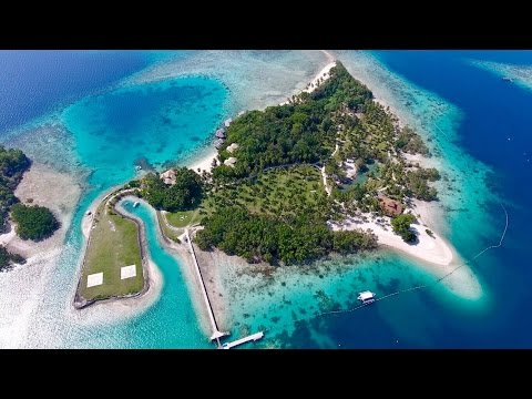 MALDIVES OF DAVAO CITY (Aerial Shots) | Pearl Farm Beach Resort | Mindanao Trip Ep 5