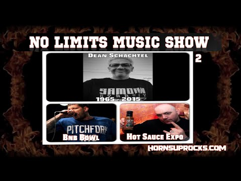 NO LIMITS MUSIC SHOW - 2 (BNB BOWL, HOT SAUCE EXPO, CRADLE OF FILTH & More)