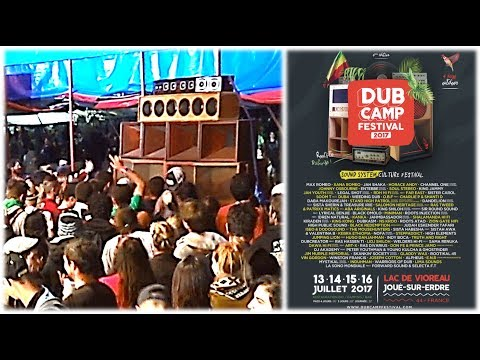 Dub Camp 2017 CHANNEL ONE Sound System plays Ras Teo  Entah